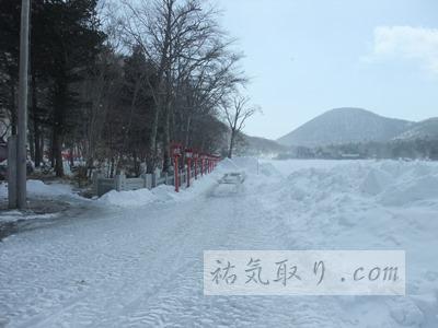 赤城神社(大沼)25