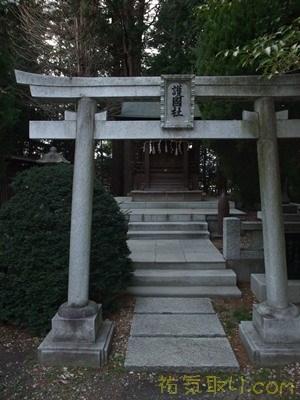 甲斐國一宮浅間神社21
