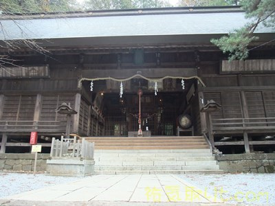 河口浅間神社5
