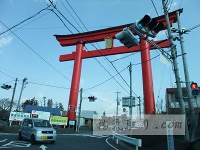 赤城神社(大沼)1