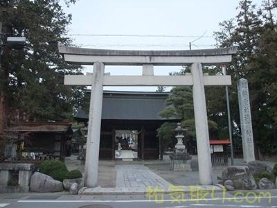甲斐國一宮浅間神社52