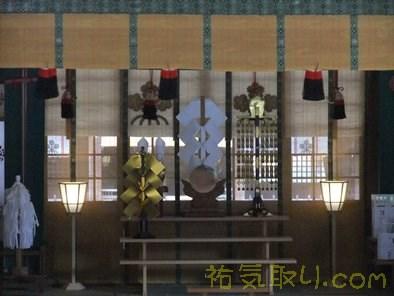 諏訪大社下社秋宮11