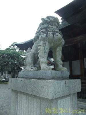 甲斐國一宮浅間神社6