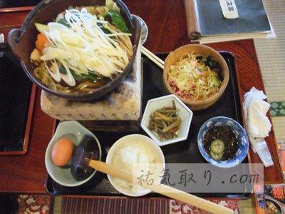 郷土料理 伊香保 「時代屋」 (祐気取りグルメ)