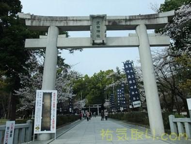 武田神社23