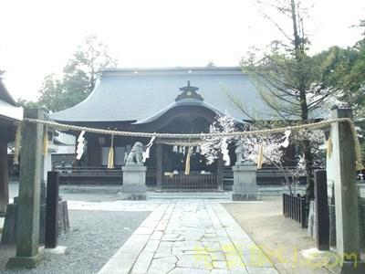 甲斐國一宮浅間神社9
