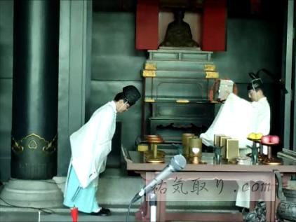 東京都文京区 「湯島聖堂」の孔子祭