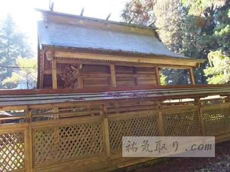 馬場都々古和氣神社20