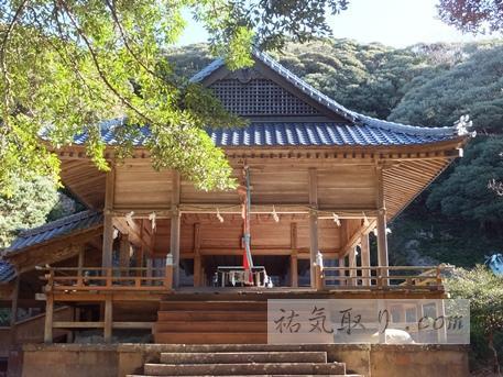 【長崎】對島國一之宮 海神神社 (対馬市) ★★★