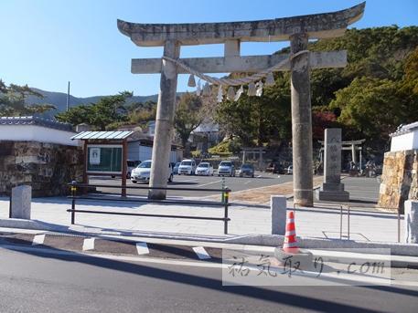 対馬八幡神社1