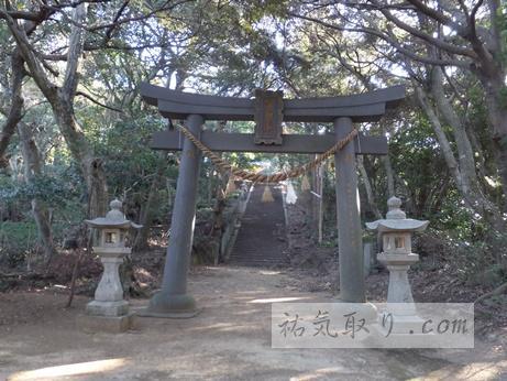 対馬海神神社21