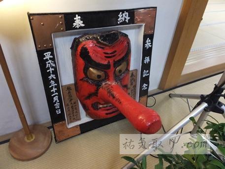 古峯神社2014初詣36