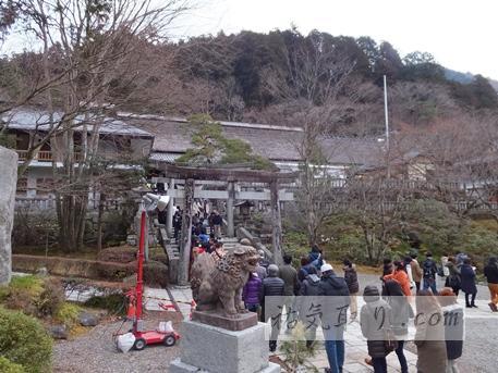 古峯神社2014初詣15