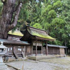 【福井】若狭國一之宮 若狭姫神社(下社) お水取り ★★★